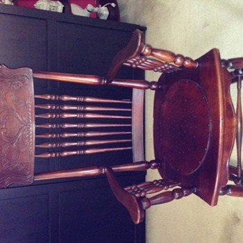 My Grandmother's rocker - Furniture