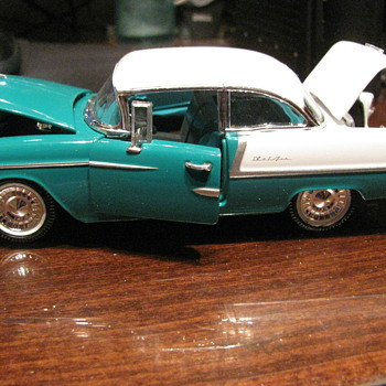 1955 Chevy Bel air - Classic Cars