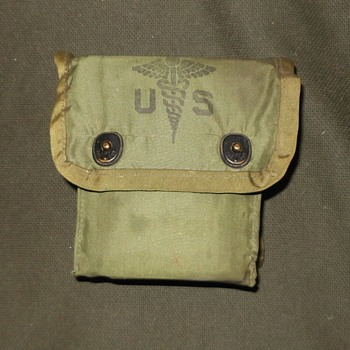 US Military First Aid Kit 1970s