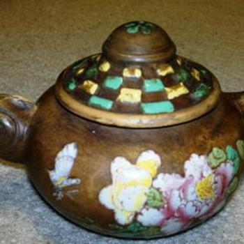 Asian Teapot - Asian