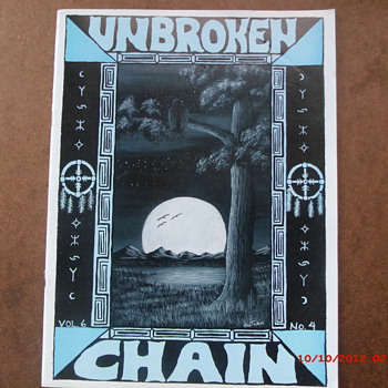 From my Grateful Dead Collection Unbroken Chain Vol.6 No.4 October 1991 - Music