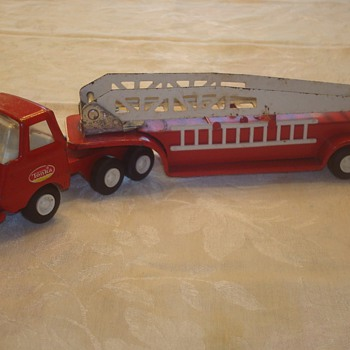 Tonka Fire Truck - Model Cars