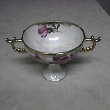  ROSE PEARL LUSTER WARE