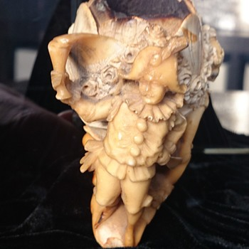 Meerschaum antique pipe - Tobacciana