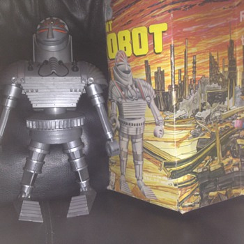 Dr who giant robot
