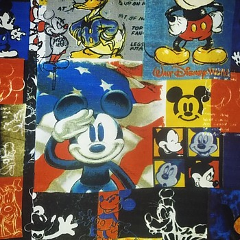 For All You Mickey Fans!!! - Advertising