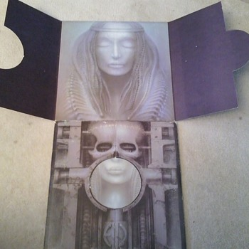 'Brain Salad Surgery' ELP