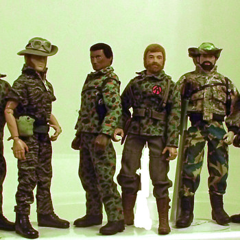 More of My G.I.Joe's - Toys