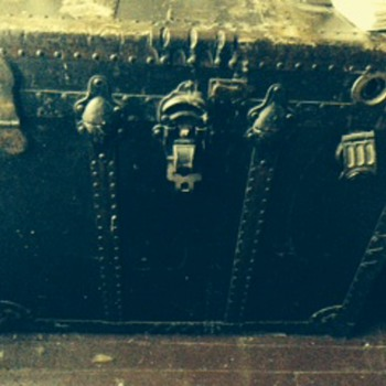 H C Faber and Sons Trunk - Furniture