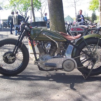 Oley 2011 Antique Motorcyle Show - Motorcycles