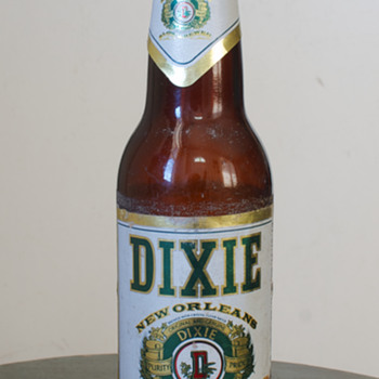 Dixie Beer Bottle