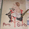 Paris Girls 16 Water Color Drawings/Prints Leo Fontan +