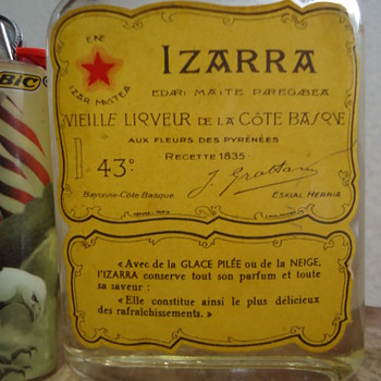 War era liquor flasks