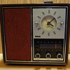 1970s RCA Clock Radio 