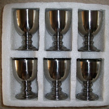 My Favorite Set Of Shot Glasses - Glassware