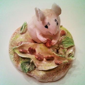 Vintage Mollie Mouse  - Figurines