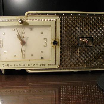 Bulova Clock Radio - Radios