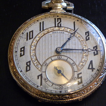 Neat find at estate sale! And a new collection begins.... :P - Pocket Watches
