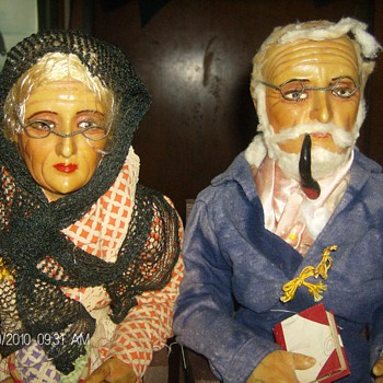 grandparents??? - Dolls