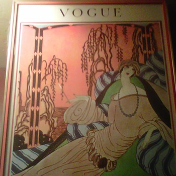 Vogue Helen Dryden 1922 - Posters and Prints