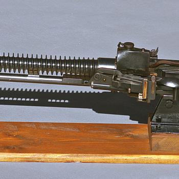 ~~~~ TYPE 11 Japanese Machine Gun ~~~~ - Military and Wartime