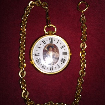 Pepsi:Cola Pocket watch - Pocket Watches