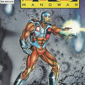 "X-O Manowar""First appearance""Febuary 1992"