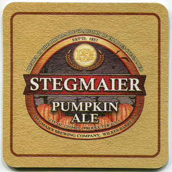 Stegmaier Brewing Company Material - Breweriana