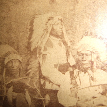 Oglala Sioux CDV