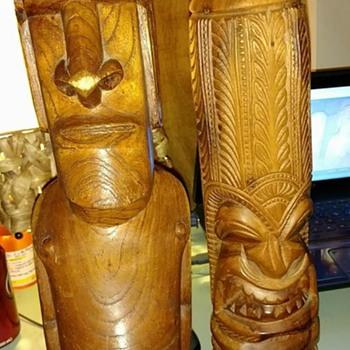 Wooden Island sculpture? - Visual Art
