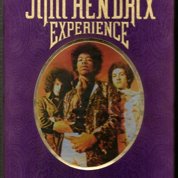 """The Jimi Hendrix Experience"" - CD Box Set"