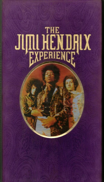 the jimi hendrix experience cd box set collectors weekly. Black Bedroom Furniture Sets. Home Design Ideas