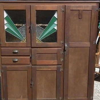 Antique Pantry - Furniture