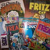 Fabulous Furry Freak Brothers, Fritz the Cat, R. Crumb Comix