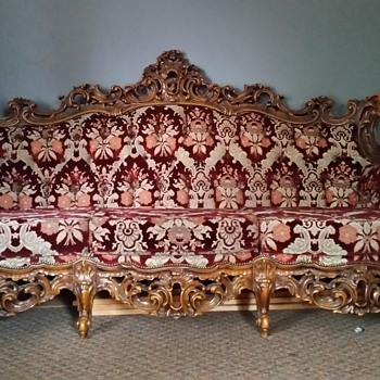 Vintage Couch from early 19c