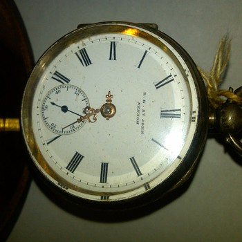 Pocket Watch from local pick