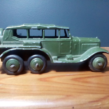 Dinky Toys Reconnaissance Vehicle