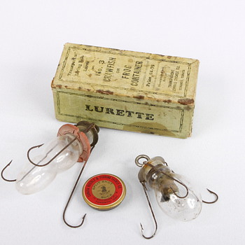 Vintage Ontario Fishing Tackle - Fishing