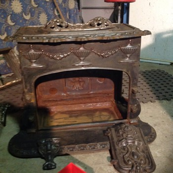 Cast iron fire - Kitchen