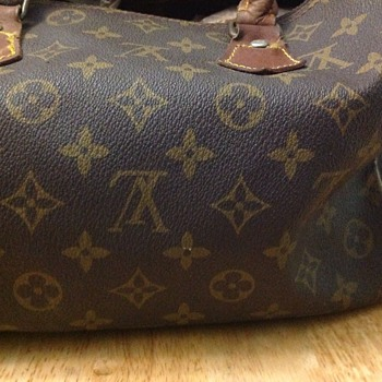 louis vuitton speedy hand bag  - Bags