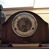 Perivale/Anvil  Art Deco Chiming Mantel Clock