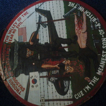 Korean War Soldier Art?