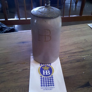 Hofbrauhaus Stein - Breweriana
