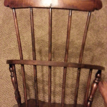 Vintage Rocking Chair?? - Furniture