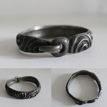 Unusual Hook Clasp Bracelet I Bought Online