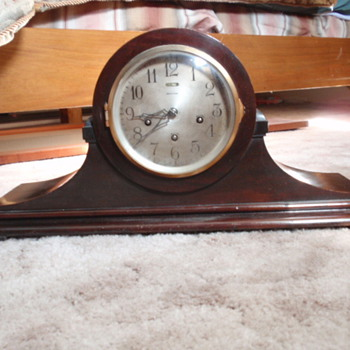 Ansonia Mantel clock- - Clocks