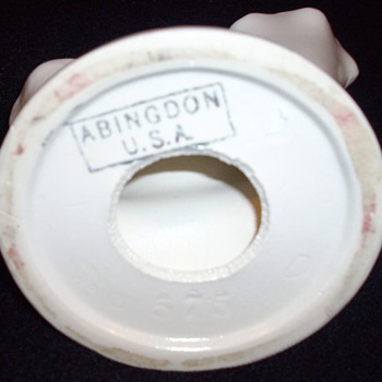 Abingdon. - Art Pottery