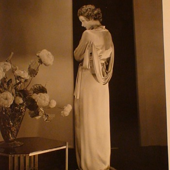 Myrna Loy Photo Original