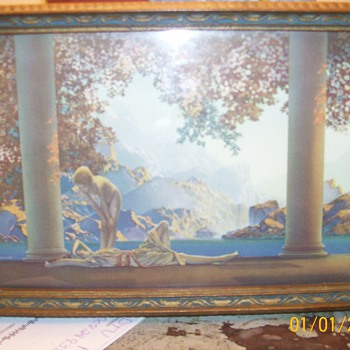 10x6 Maxfield Parrish Daybreak