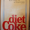 The World Premiere of diet coke 1982
